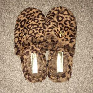 ee626262d7902 Women s Michael Kors Cheetah Slippers on Poshmark